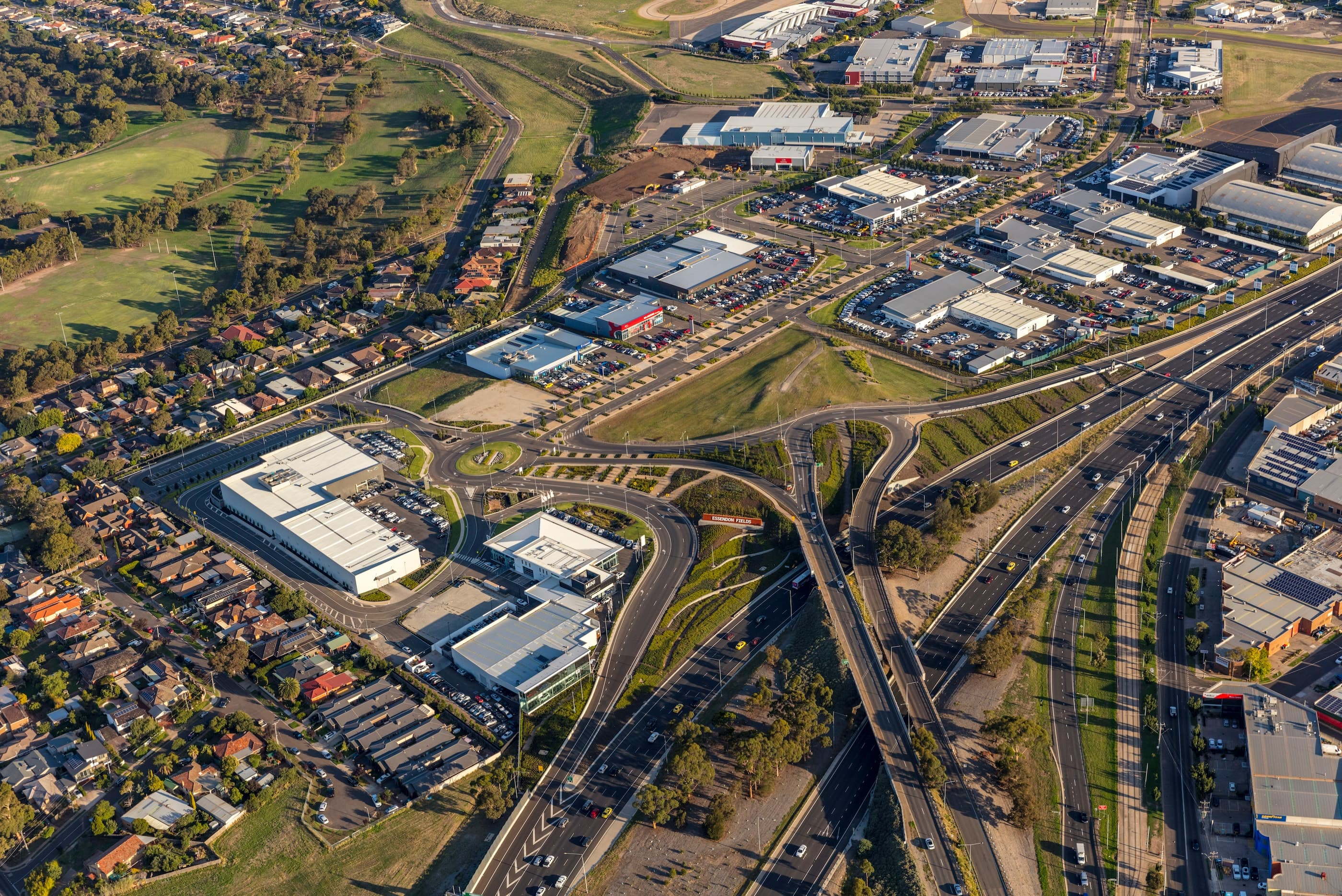 Essendon Fields - Automotive Precinct