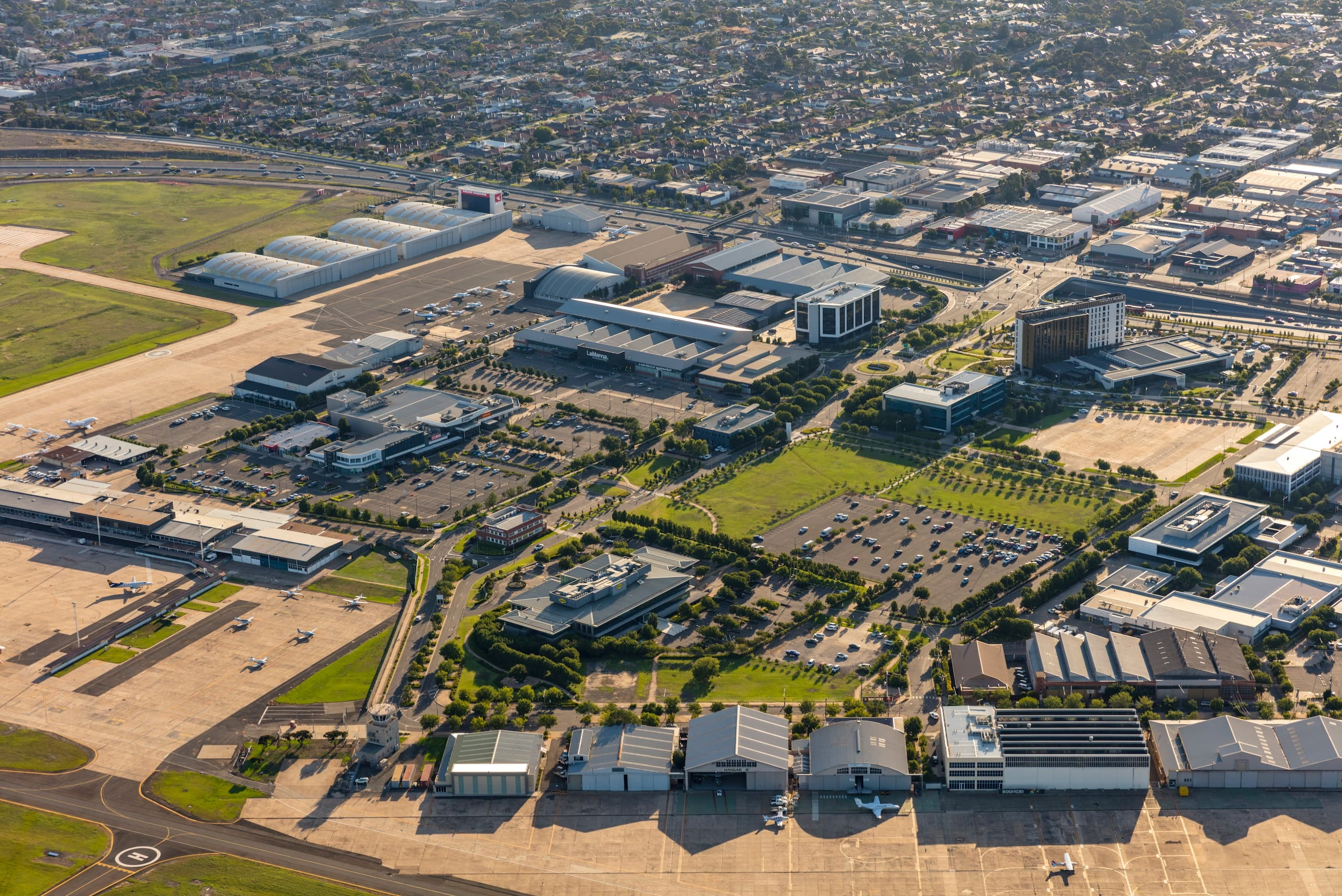Essendon Fields - Business Precinct