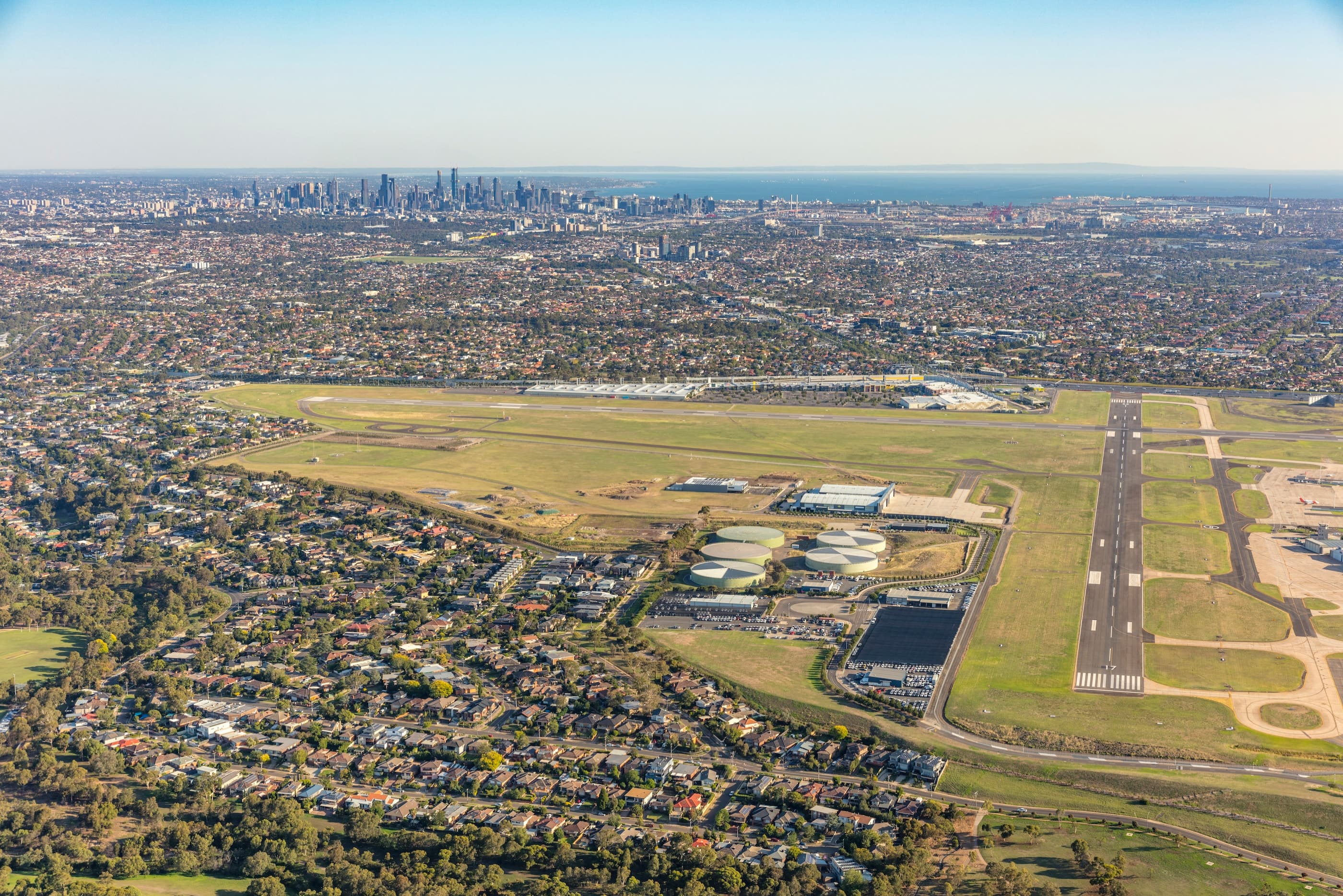 Essendon Fields - Industrial Precinct