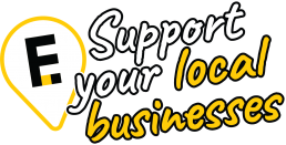 Support Local Business Banner