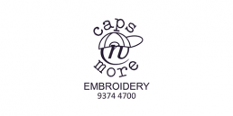 Caps-n-More Logo