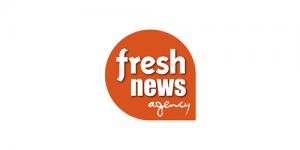 Fresh News Agency Logo