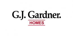 G.J Gardener Homes Logo