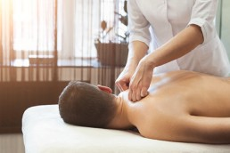 massage therapy for shoulder