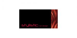 Stylistic Hair Design Logo