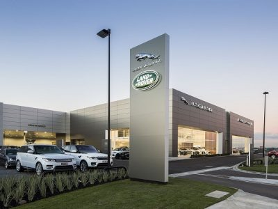 Jaguar Land Rover Essendon Fields
