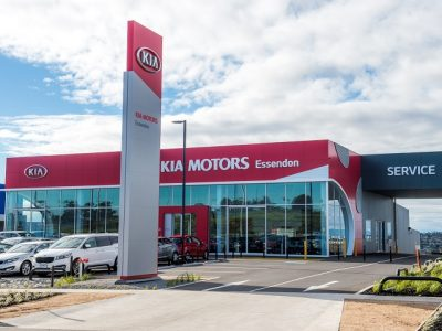 Essendon Kia Motor Fields