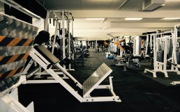 gym equipments and facilities